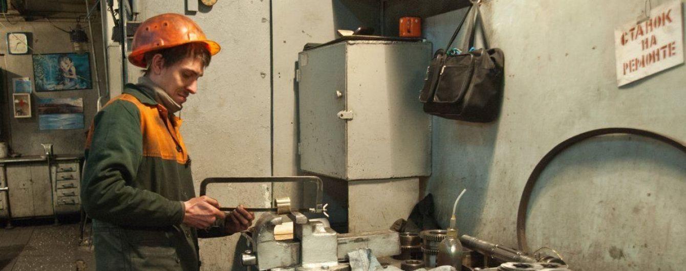 Слесарь, машинист и монтажник стали дефицитными профессиями в Украине