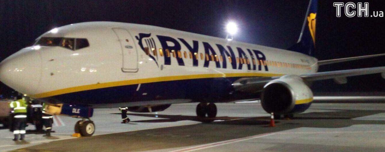 Ryanair планує відкрити внутрішні рейси між містами України