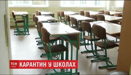 В Кропивницкому почти 20 тысяч школьников пошли на вынужденные каникулы