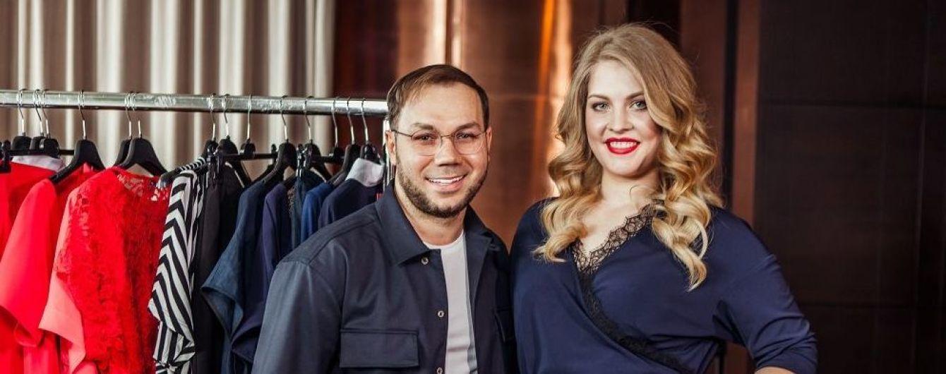 """Переможниця проекту """"Модель XL"""" Марія Павлюк стала обличчям колекції Андре Тана"""