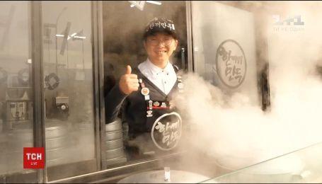 Гастрономическая сторона Олимпиады. Легко ли в Корее найти блюдо из собачатины