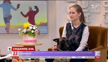 Як собака-донор Зарріс рятує чотирилапі життя