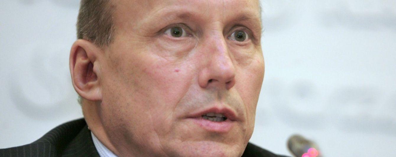 Подозреваемый в масштабном хищении Бакулин передал комитету Рады выписку из московской больницы