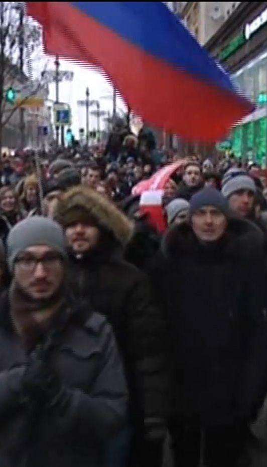 Міжнародна правозахисна організація написала на 300 сторінках про порушення прав людей у Росії