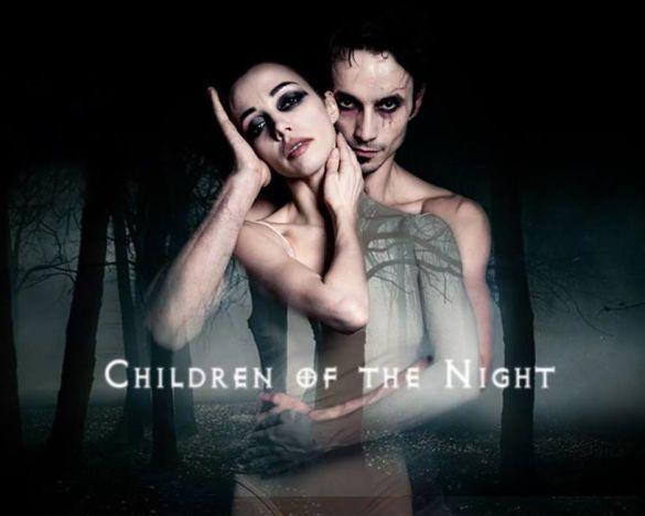 Мировая премьера балета Children of the Night