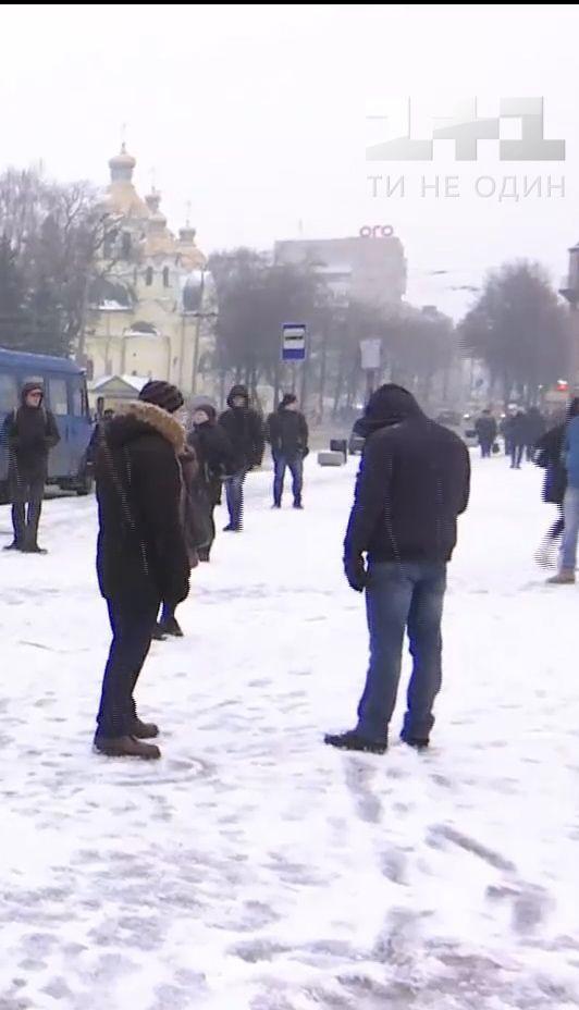 Украину ждет резкое похолодание