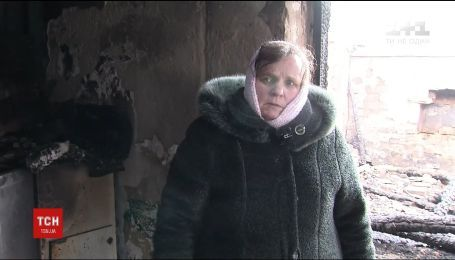 Многодетная семья нуждается в помощи после масштабного пожара на Киевщине