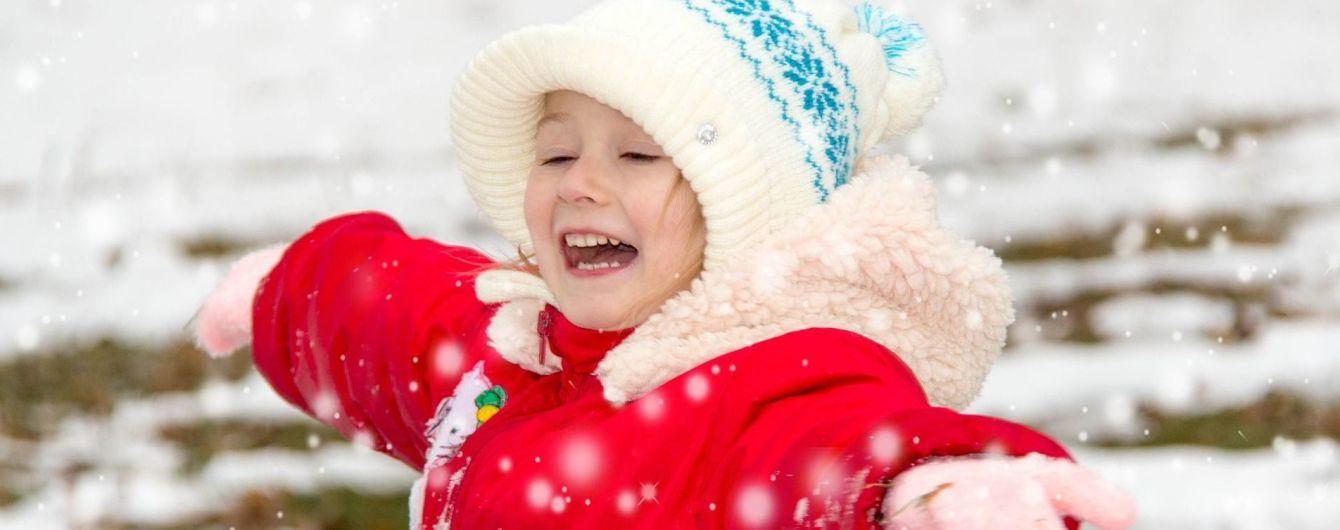 Українцям прогнозують 15-градусні морози на вікенд