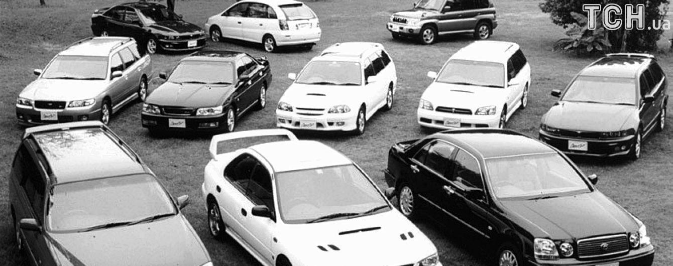Время нас не портит: автомобили, которые служат более 15 лет