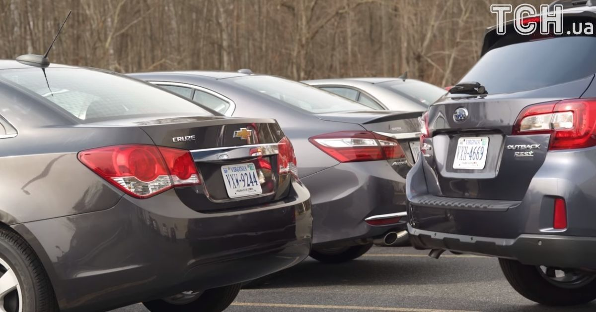 В Днепре водителей заставляют платить за парковку незаконно назначенной компании