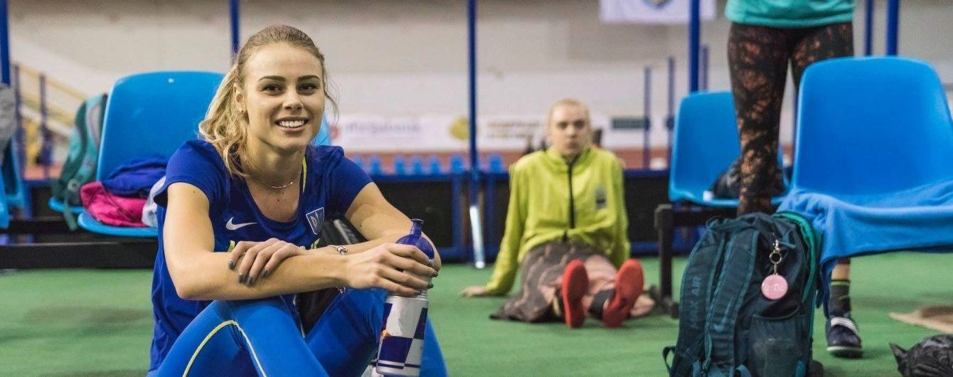 Стрибунка-красуня Левченко: забобони? У дитинстві забула улюблені шкарпетки, але впоралася без них