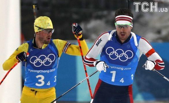 Фредрік Ліндстрем (ліворуч)