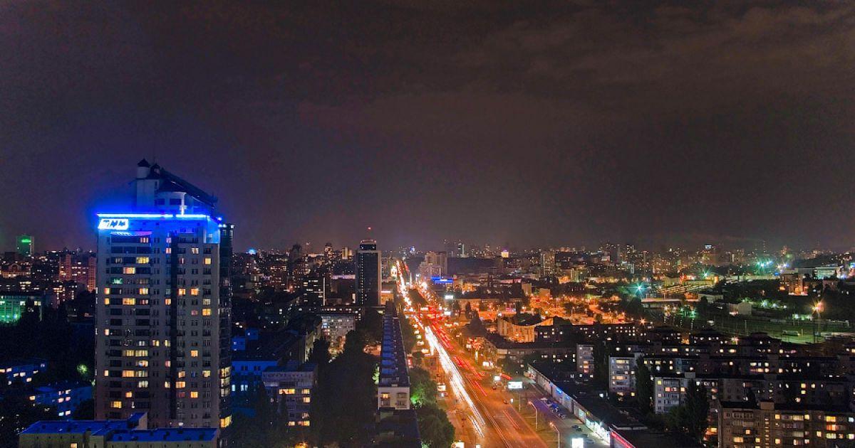 LED-освещение заменит обычное на столичных улицах и в парках уже в этом году