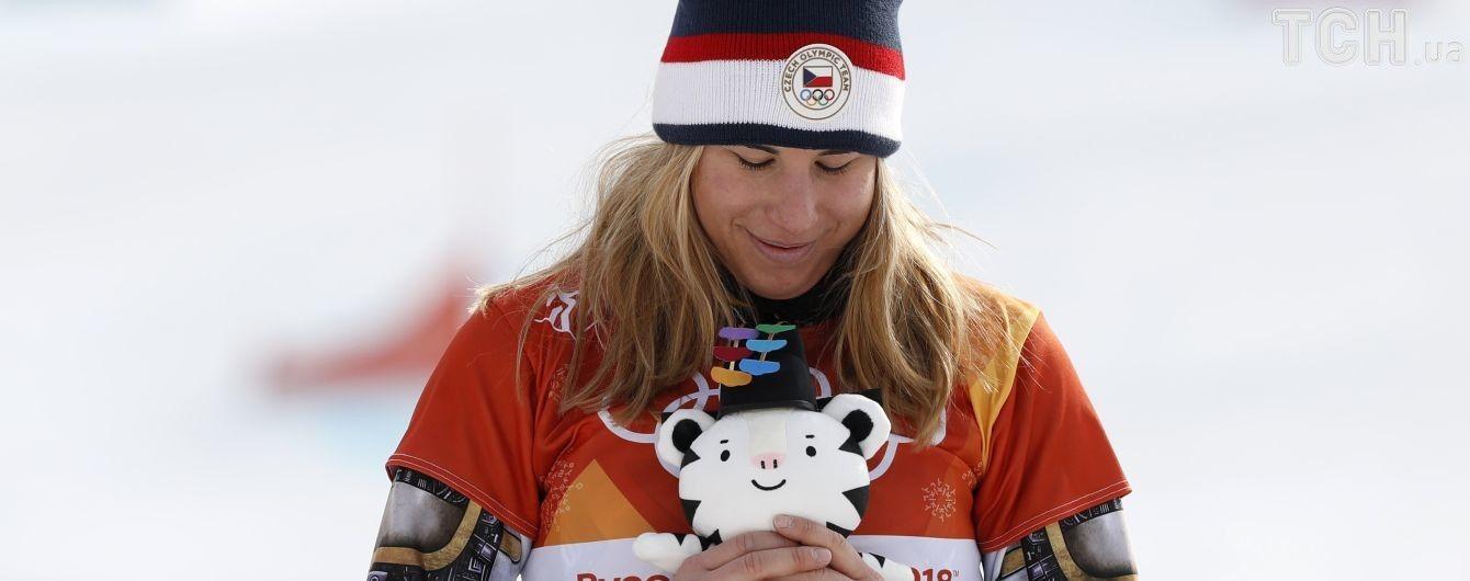 Чешская спортсменка стала чемпионкой в двух разных видах спорта на одной Олимпиаде