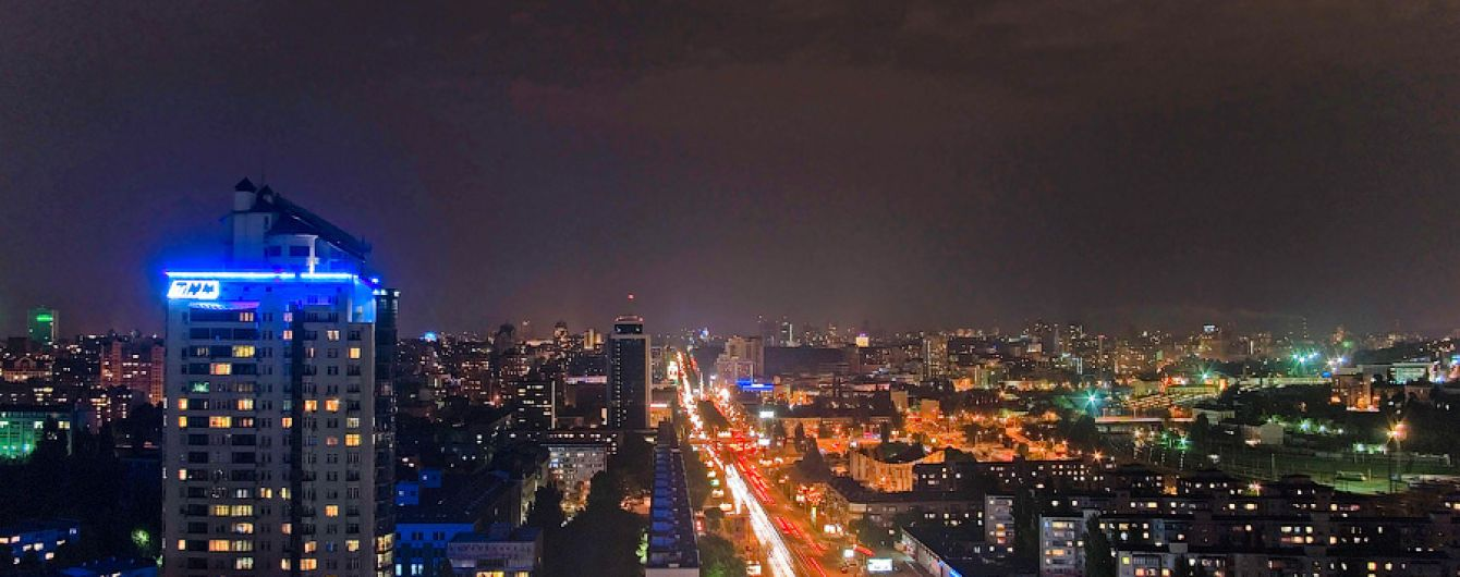 КГГА потратит на модернизацию освещения столицы около 300 миллионов гривен