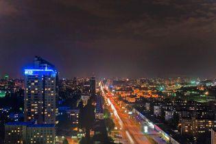 LED-освітлення замінить звичайне на столичних вулицях та в парках вже цьогоріч