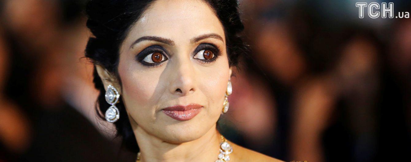 В Дубае умерла звезда Болливуда