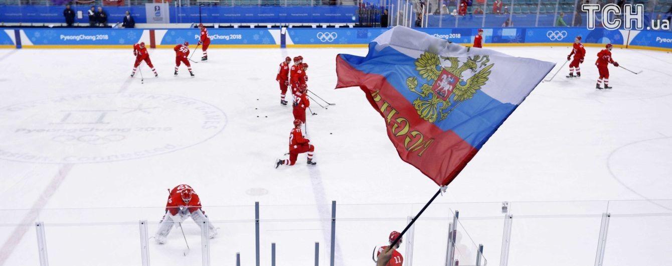 Росіянам не дозволили пройти під національним прапором на закритті Олімпіади