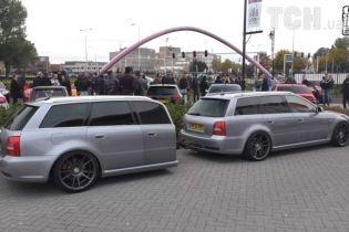 На дорогах обнаружили полтора универсала Audi