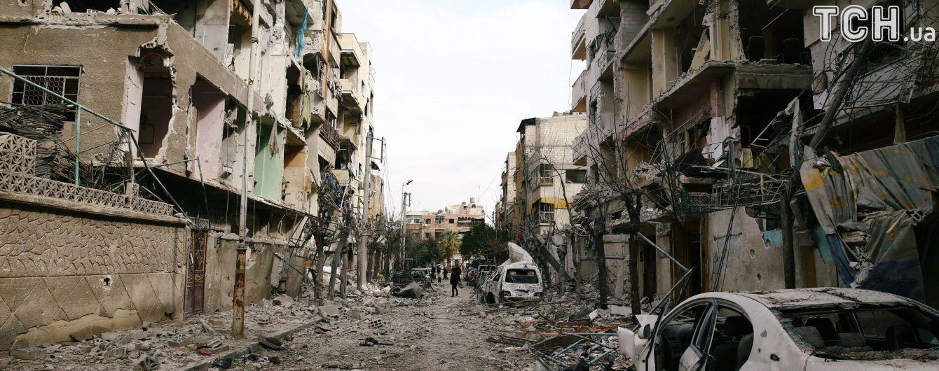 Росія, Туреччина та Іран будуть розширювати взаємодію в Сирії