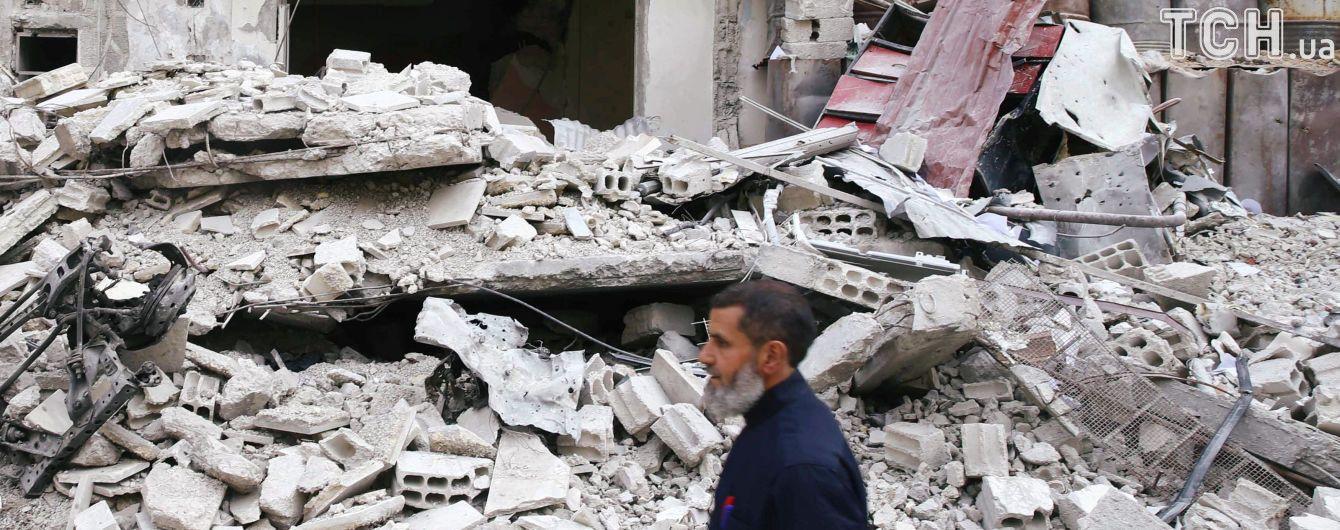 В Сирии гуманитарный конвой ООН не смог попасть в Восточную Гуту