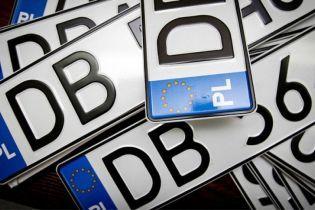 Эксперт призывает ужесточать меры по отношению к автомобилям на еврономерах