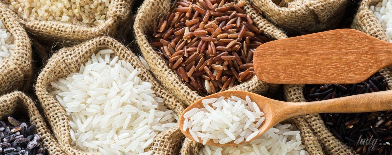 Рисова дієта – худнемо швидко