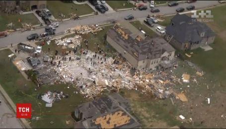 По США вдарив потужний шторм, п'ятеро людей загинули
