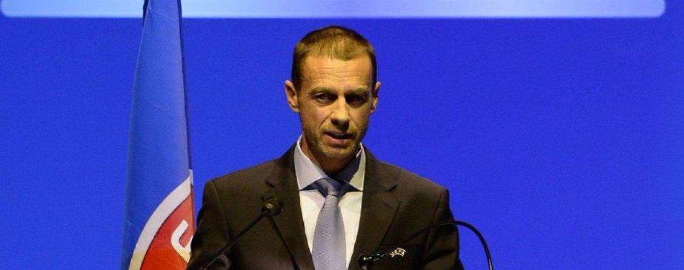 УЕФА хочет разрешить командам делать по 4 замены за матч