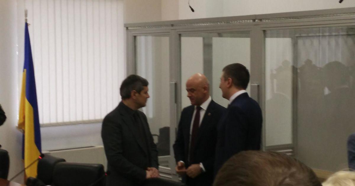 Апелляционный суд не изменил меры пресечения Труханову
