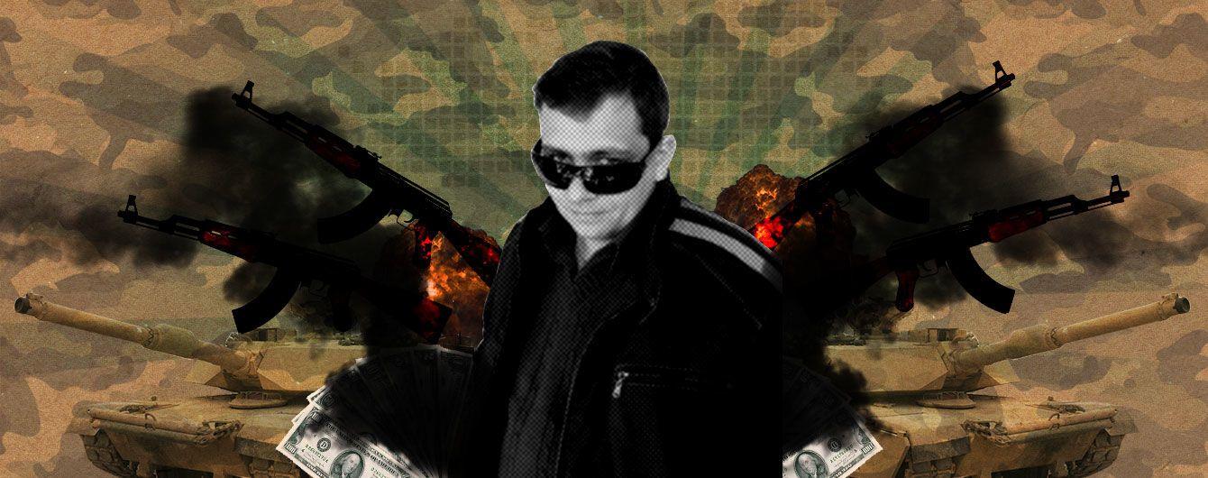 """Контррозвідка СБУ викрила військового РФ з позивним """"Якут"""", який навчав артилеристів """"ДНР"""""""