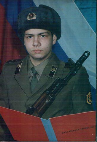 Військовий РФ Олексій Сосновський і родина_3