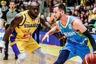 Сборная Украины по баскетболу во второй раз разобралась со Швецией и вышла в следующий этап отбора на ЧМ-2019