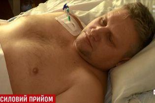 На Одесщине копы зверски избили мужчину, которому теперь грозит тюрьма за угрозы правоохранителям