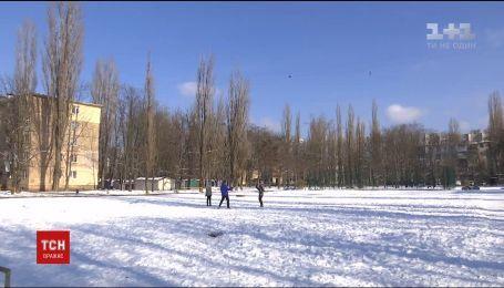Перед приходом весны Украину атаковали сильные морозы