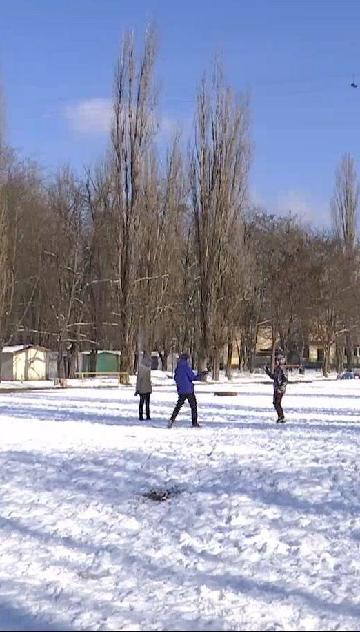 Перед приходом весни Україну атакували сильні морози
