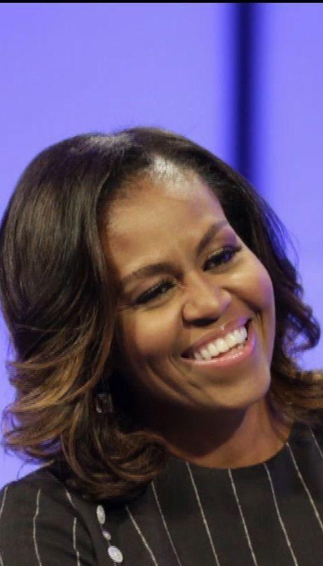 Колишня перша леді США Мішель Обама розповіла про свої мемуари