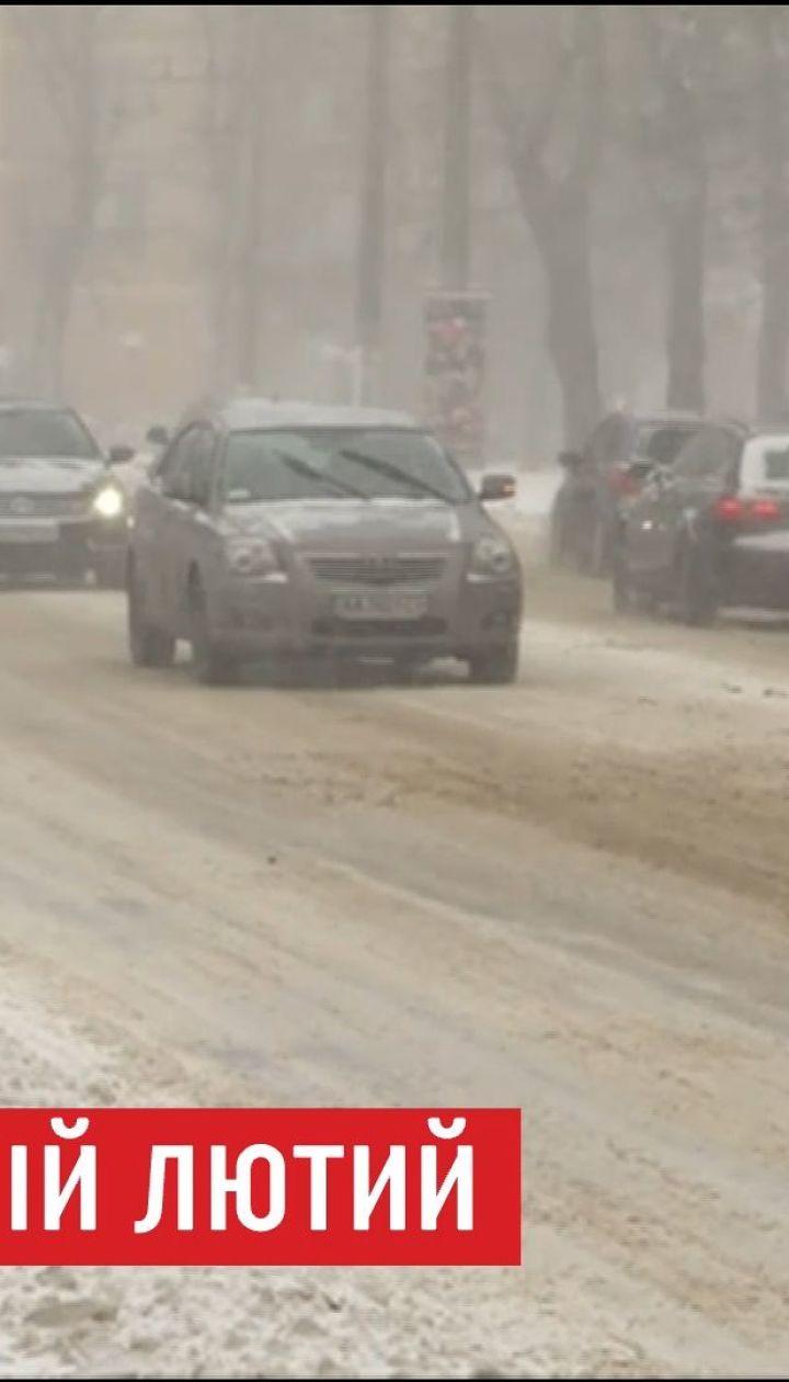 Негода в Україні: до Одеси заборонили в'їзд великовантажному транспорту