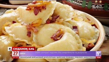 Украинские вареники с мясом за год подорожали на 45%