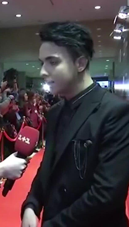 """MELOVIN рассказал, кто из звезд поздравил его с победой на нацотборе """"Евровидения"""""""