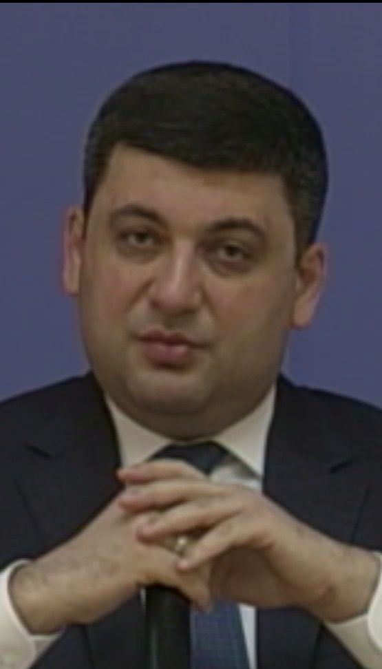 Володимир Гройсман готовий йти на чергові парламентські вибори