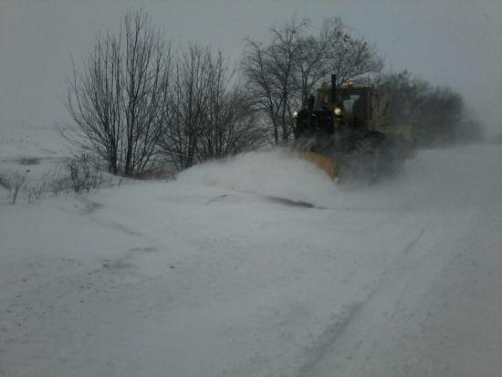 До України прийшли снігопади та хуртовини. Якою буде погода 23 лютого