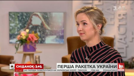 Первая ракетка Украины Элина Свитолина о непростой борьбе за победы