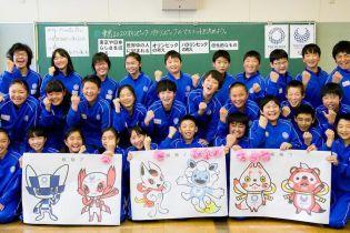 У Японії незвичайним способом обрали талісмани Олімпійських Ігор-2020 в Токіо