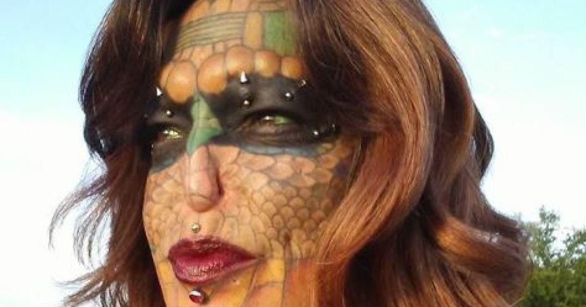 Жінка-дракон