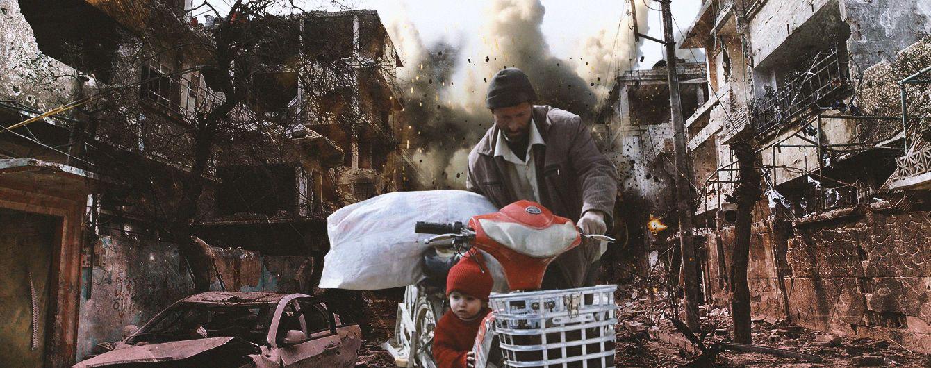 Череда нарушенных в Сирии перемирий