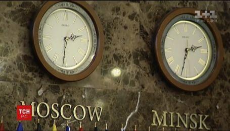 В Минске договорились о прекращении огня на Донбассе