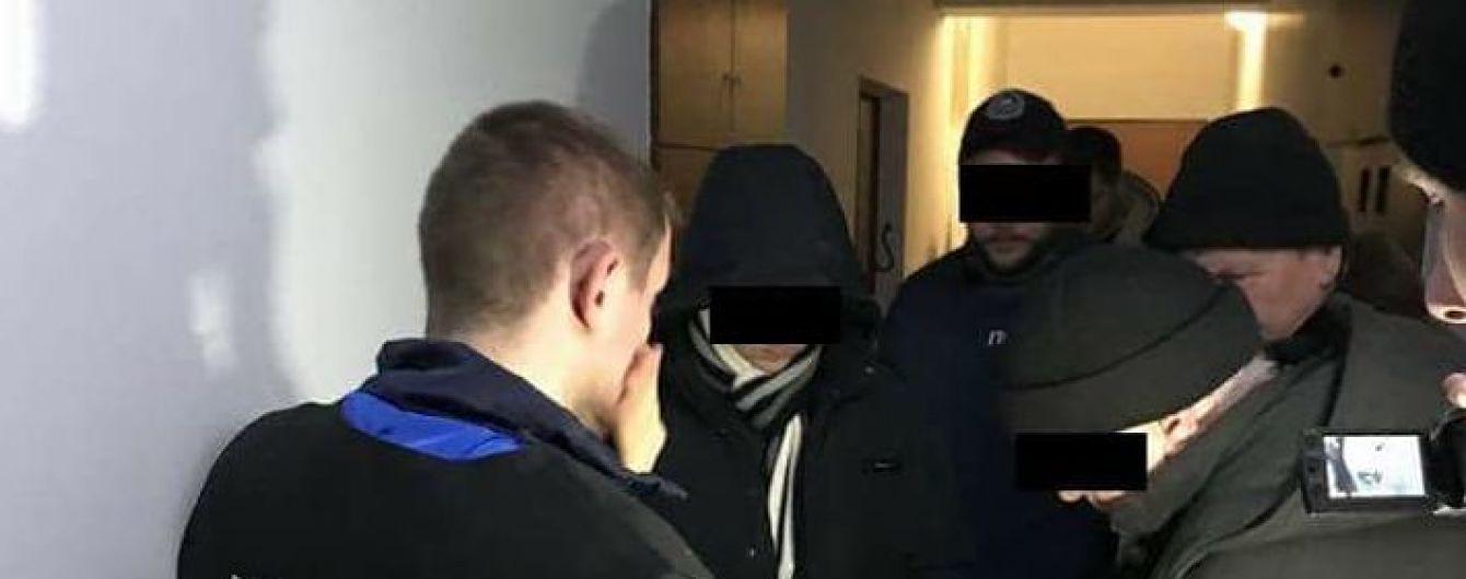 В Киевской области задержали главу райадминистрации и ряд чиновников на миллионной взятке