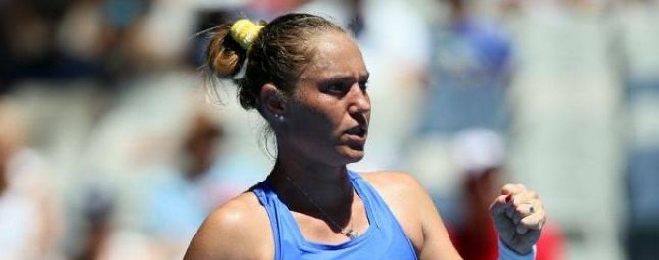 Теннис. Бондаренко разгромила соперницу и вышла в 1/4 финала престижного турнира в США