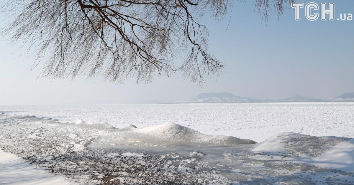Угорщина, озеро Балатон @ Reuters